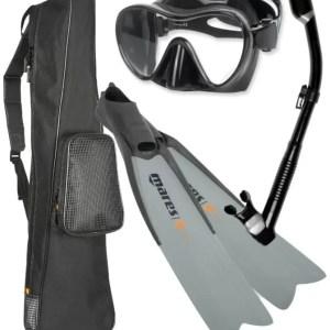 mares-long-fin-snorkel-set