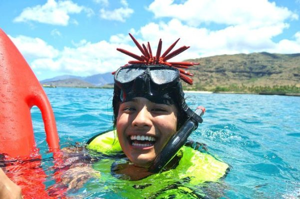 West Oahu small group snorkel tour