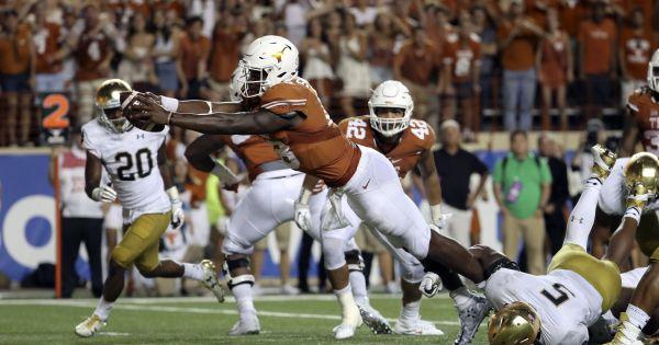 Texas Beats Notre Dame