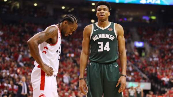 Game 4 Bucks Raptors