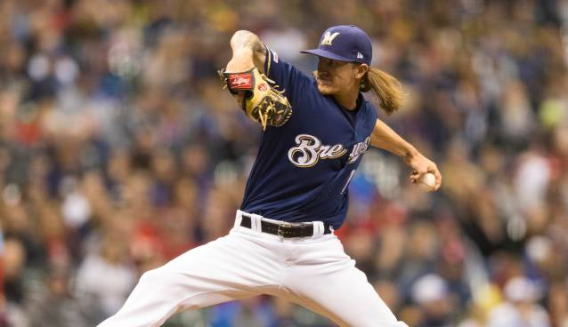 Josh Hader's New Entrance Video Gets You Fired Up — SnoTapWI