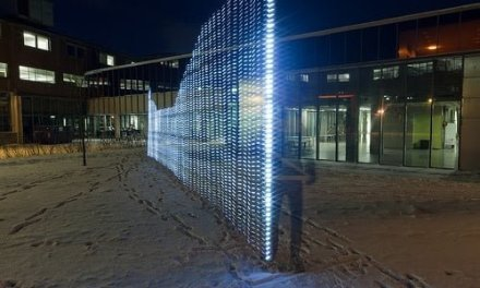 Wifi Light Painting (show wifi signal as it travels trough the air)