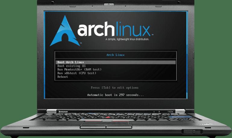 Thinkparch – Archlinux on a Thinkpad | Snott