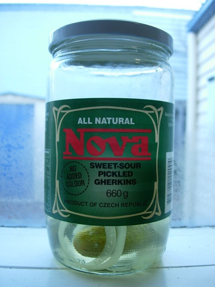 Pickled Gherkin Review (3/5)