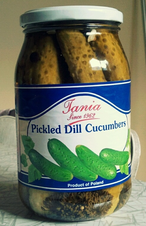 Pickled Gherkin Review (2/5)