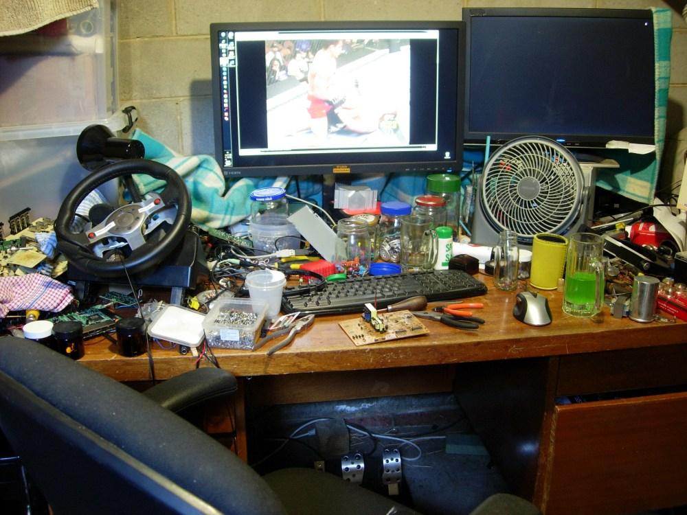 Ben's Workspace