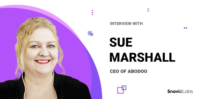 Abodoo CEO Sue Marshall