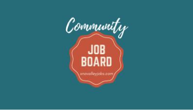 Horizontal Community Job Board Logo