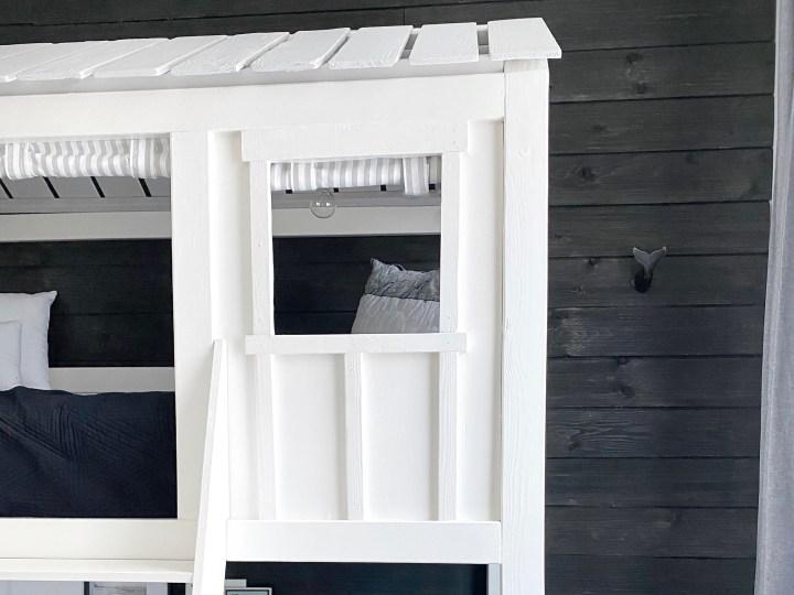 'Surf Shack' Boys Bedroom Project using UFP-Edge Shiplap