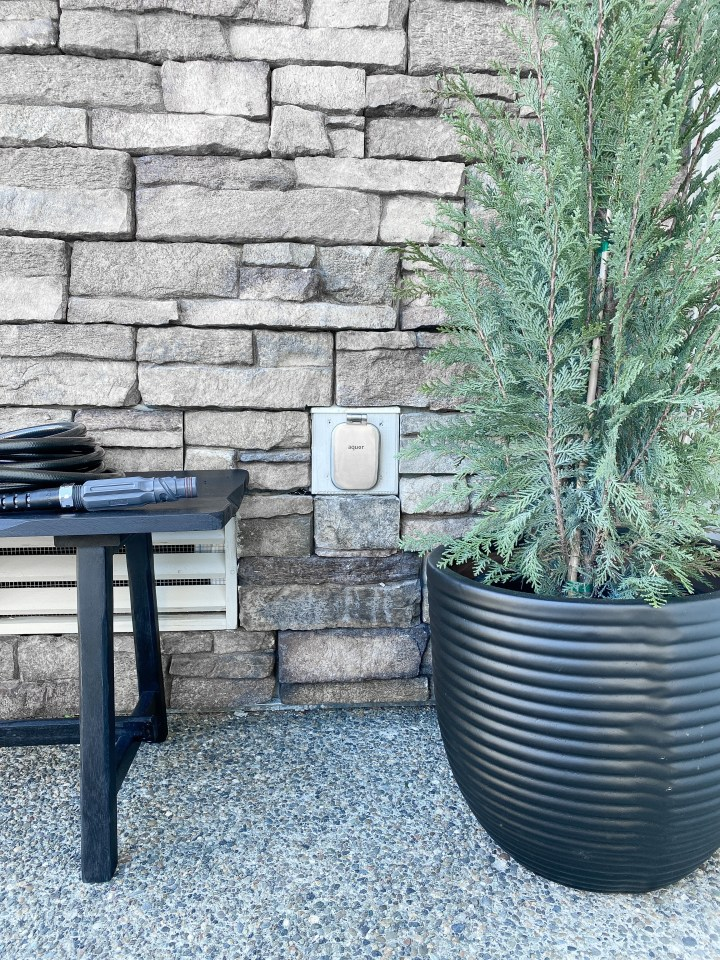 Meet the Aquor® House Hydrant V2+ In-Wall Outdoor Faucet System