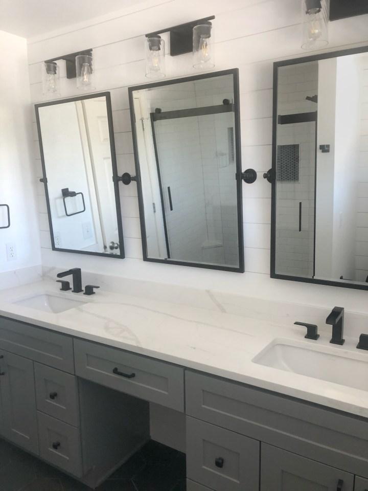 Curtis Drive Teen Bathroom