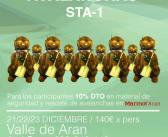 Curso de avalanchas STA-1 en el Valle de Arán. 21-23 de Diciembre
