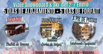 Fresh Camps, semana de Reyes en Vars. 2-7 de Enero