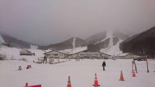 12月15日猫魔スキー場