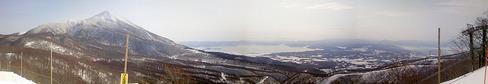 アルツ磐梯 パノラマ