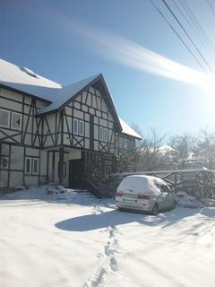 グランデコ&猫魔積雪1