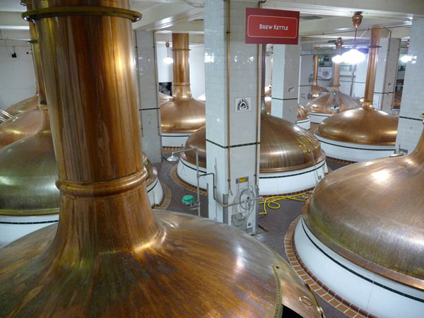 Yep, it's beer heaven boys, from Coors Brewery to heaps of great brew pubs