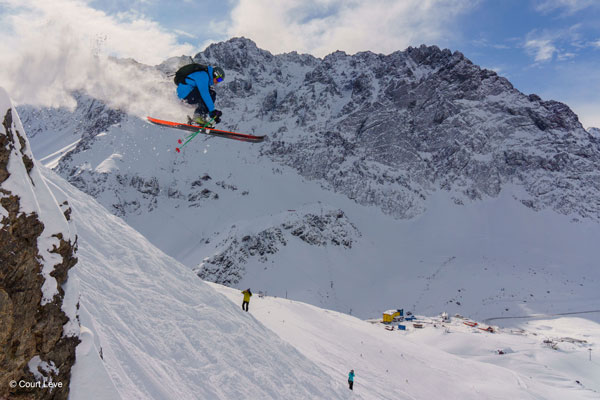 Portillo, Chile © Warren Miller Entertainment