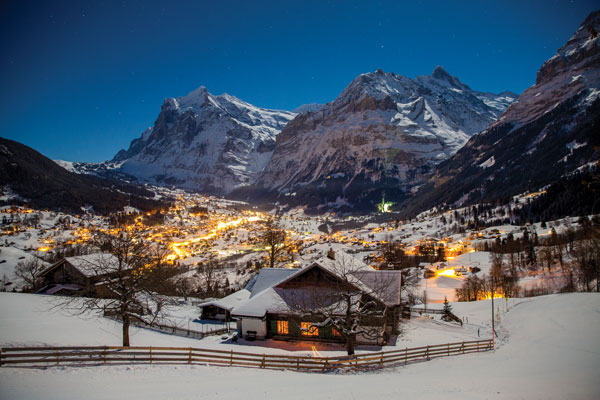 Grindelwald jewel of Switzerlands Jungfrau Region