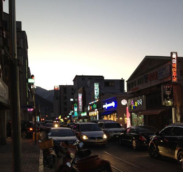 Sabuk town near High 1 Resort