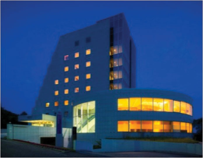 Zao Onsen Rurikura Hotel