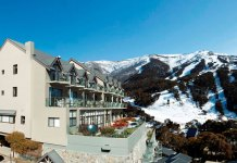 The Lantern Apartments enjoy the best views over Thredbo