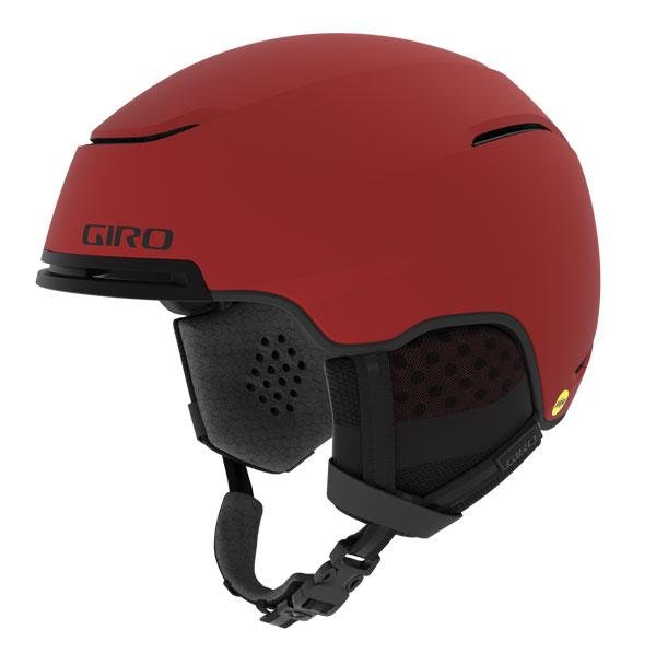 Giro Jackson helmet dark red sierra colour