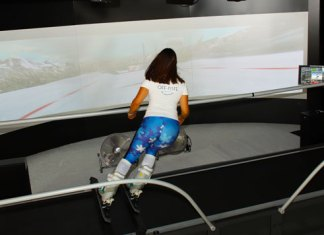 Offpiste simulators cater for all levels