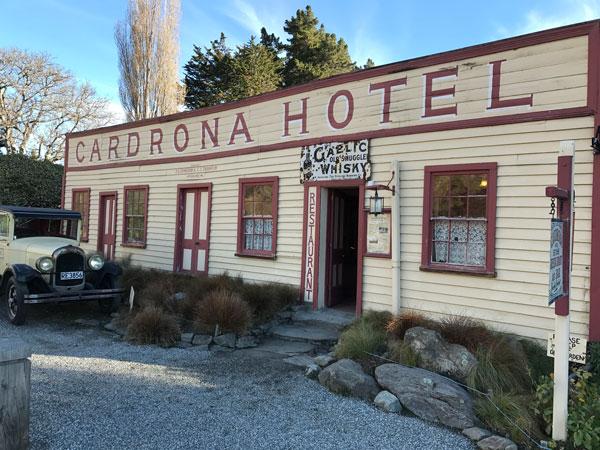 ski New Zealand Cardrona Hotel
