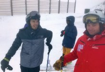 learn to ski New Zealand at Cardrona