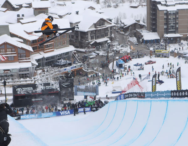 US Grand Prix Super Pipe at Copper Mountain