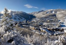 Beaver Creek village view