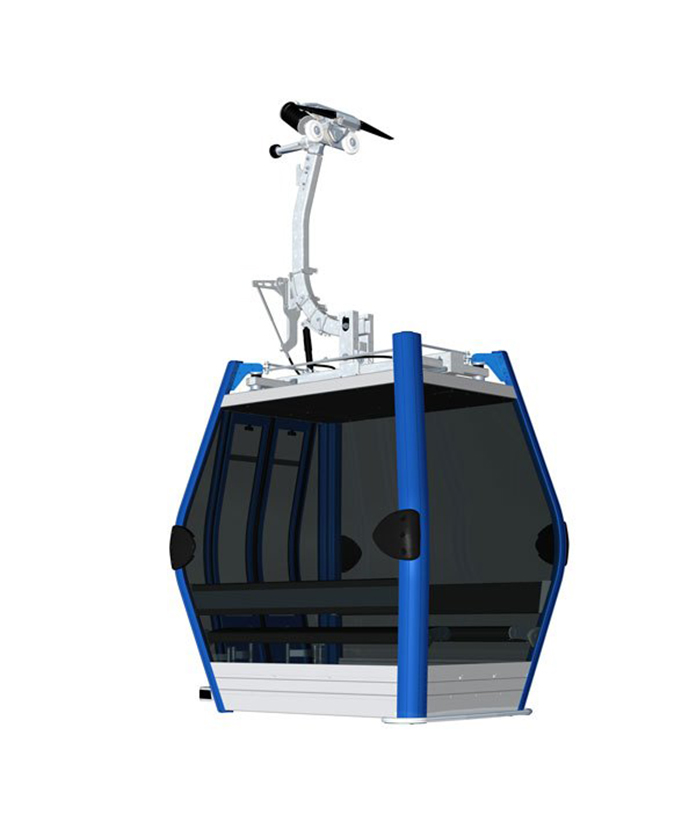 New gondola cabins for Coronet Peak