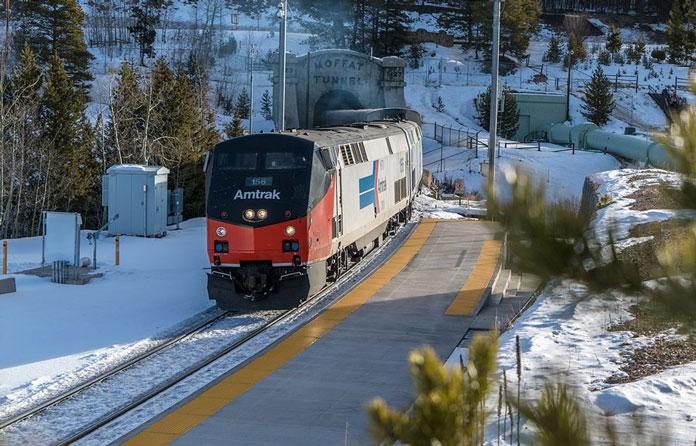 Amtrak Winter Park Express