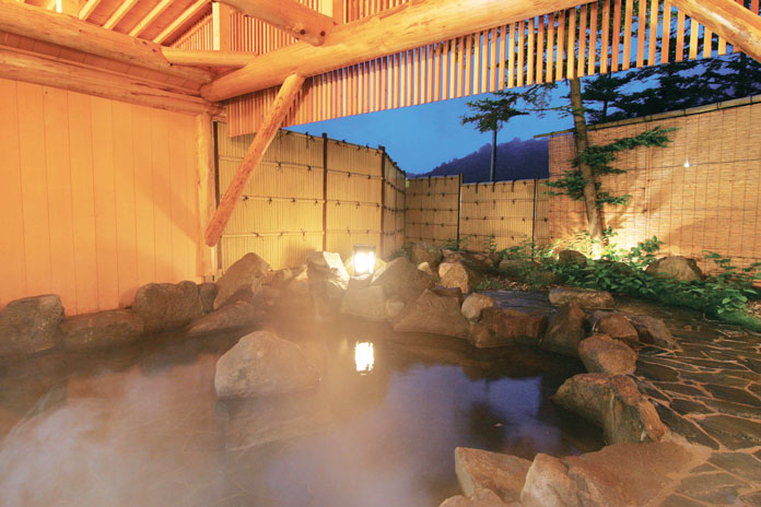 Tangram Madarao Tokyu Resort Hotel onsen