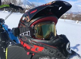 Ride 509 Sinister Ignite heated goggles