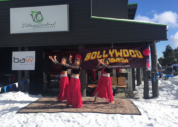 Bollywood on Snow at Baw Baw