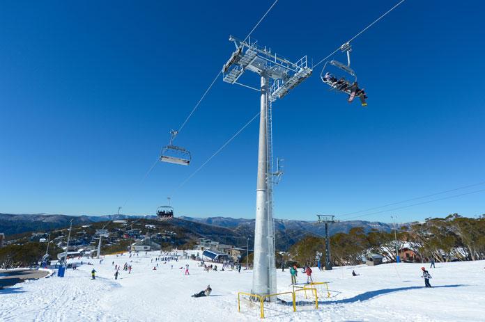 Day one of 2019 ski season at Buller