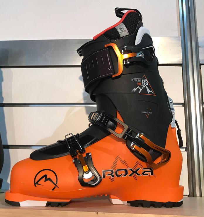 Roxa R3 100 alpine toe boots