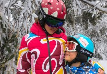 Kids love Carve goggles