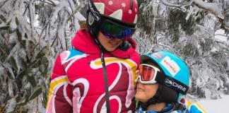 Kids love Carve goggles