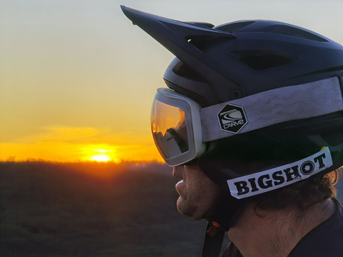 the new Carve SCOPE MTB / snow crossover goggles
