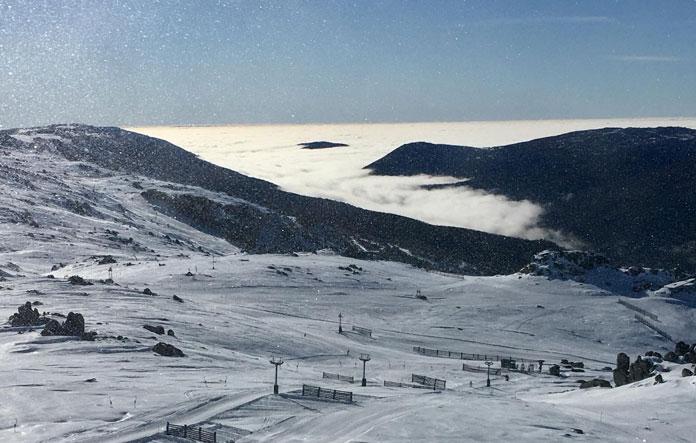 view from Karels Thredbo