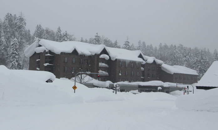 Bearmonte, closest hotel to the Asahidake Ropeway