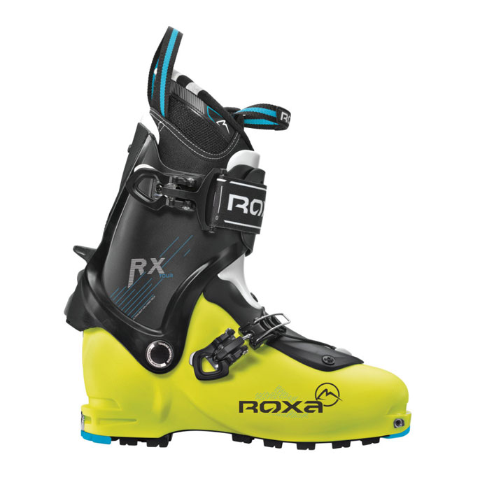 Roxa RX Tour ski boot view