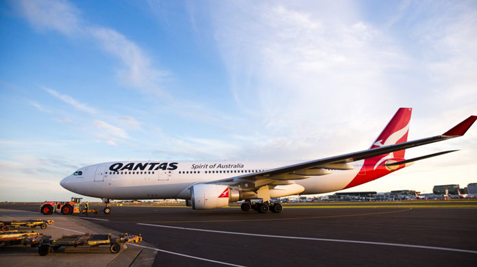 Qantas A330 will offer Business Suites on the new Cairns - Auckland route