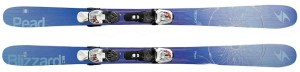 Blizzard's highly rated skis for kids