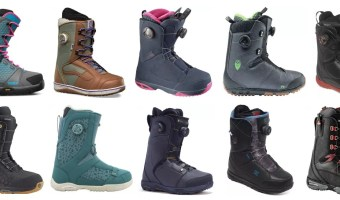 Today we review the best women's snowboard boots in the market