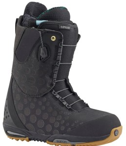 Burton's awesome low-profile girls boots for snowboarding