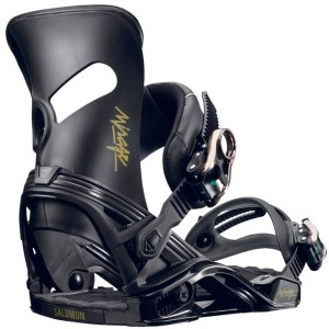 Salomon's highly rated bindings